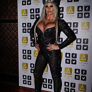 """London, Uk, 29th June 2017. Katie Price is back, with her official launch tonight of """"I Got You"""" Katies's first club anthem release at the award-winning celebrity nightclub and celebrity restaurant hotspot, DSTKRT."""