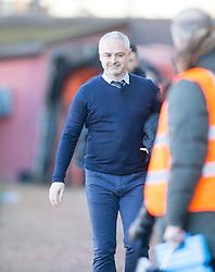 Dundee United's manager Ray McKinnon. Dundee United 1 v 1 Morton, Scottish Championship game played 25/2/2017 at Tannadice Park.