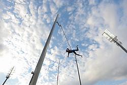 03.09.2013, Mladost Stadion, Zagreb, CRO, IAAF World Challenge, Boris Hanzekovic memorial 2013, im Bild pole vault // during Boris Hanzekovic memorial 2013 of IAAF world challenge at Mladost Stadium in Zagreb, Croatia on 2013/09/03. EXPA Pictures © 2013, PhotoCredit: EXPA/ Pixsell/ Sanjin Strukic<br /> <br /> ***** ATTENTION - for AUT, SLO, SUI, ITA, FRA only *****