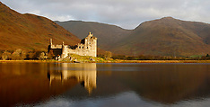 Kilchurn Castle | Loch Awe | 29 October 2017