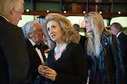 LADY WOILFSON; EVA RICE, The London Library Annual  Life in Literature Award 2013 sponsored by Heywood Hill. The London Library Annual Literary dinner. London Library. St. james's Sq. London. 16 May 2013.