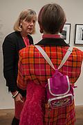 BRETT ROGERS; SILVIA ZIRANEK, Warhol, Burroughs and Lynch exhibition. The Photographers' Gallery, Ramillies Place, London. 16 January 2014.