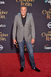 July 30, 2018 - Burbank, Kalifornien, USA - Brad Garrett  bei der Premiere des Kinofilms 'Christopher Robin' in den Walt Disney Studios. Burbank, 30.07.2018 (Credit Image: © Future-Image via ZUMA Press)