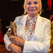 NLD/Utrecht/20181005 - L'OR Gouden Kalveren Gala 2018, Monique van de Ven wint een Gouden kalf