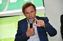 June 15, 2018 - Saint-Etienne - Stade Geoffroy G, France - Roland Romeyer  (Credit Image: © Panoramic via ZUMA Press)