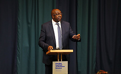 09/04/2018: Finance Minister Nhlanhla Nene, Speaking at a Gibs business school forum during the opening of the National Treasury CSP Executive Leadership Programme.088<br /> Picture: Matthews Baloyi/ANA/African News Agancy