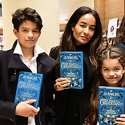 Fantastic Beasts: The Crimes of Grindelwald at Waterstones Piccadilly