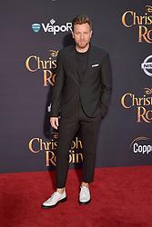 July 30, 2018 - Burbank, Kalifornien, USA - Ewan McGregor bei der Premiere des Kinofilms 'Christopher Robin' in den Walt Disney Studios. Burbank, 30.07.2018 (Credit Image: © Future-Image via ZUMA Press)