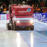 NLD/Heerenveen/20130111 - ISU Europees Kampioenschap Allround schaatsen 2013, Zamboni ijsmachines