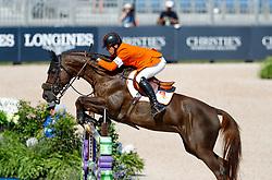 Smolders Harrie, NED, Don VHP Z<br /> World Equestrian Games - Tryon 2018<br /> © Hippo Foto - Dirk Caremans<br /> 19/09/18