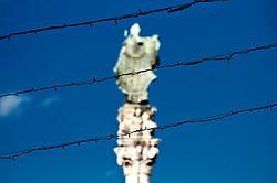 Lecce - Natale 2011 - Statua di Sant'Oronzo