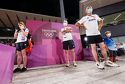Thieme Andre, GER, DSP Chakaria, 346, Team Germany<br /> Olympic Games Tokyo 2021<br /> © Hippo Foto - Stefan Lafrentz<br /> 07/08/2021