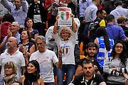 DESCRIZIONE : Beko Legabasket Serie A 2015- 2016 Dinamo Banco di Sardegna Sassari -Vanoli Cremona<br /> GIOCATORE : Tifosi <br /> CATEGORIA : Tifosi Pubblico Spettatori Postgame<br /> SQUADRA : Dinamo Banco di Sardegna Sassari<br /> EVENTO : Beko Legabasket Serie A 2015-2016<br /> GARA : Dinamo Banco di Sardegna Sassari - Vanoli Cremona<br /> DATA : 04/10/2015<br /> SPORT : Pallacanestro <br /> AUTORE : Agenzia Ciamillo-Castoria/C.Atzori