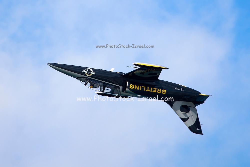 Breitling air display team L-39 Albatross