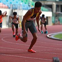 B Div Boys 400m
