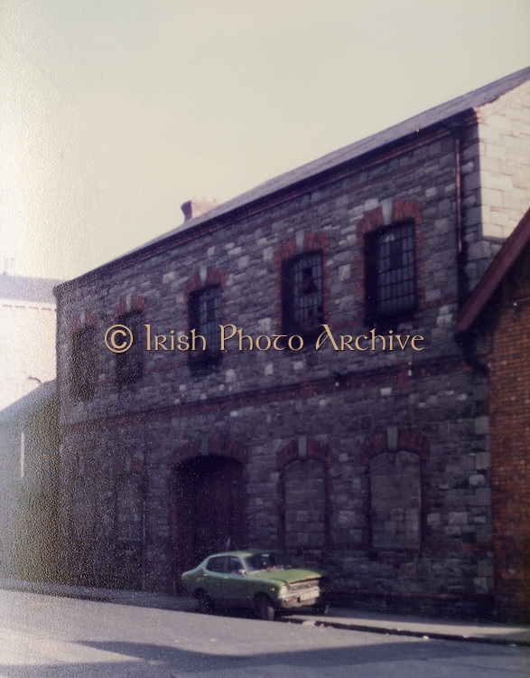 Old Dublin Amature Photos Date Unknown With 1980s Old amateur photos of Dublin streets churches, cars, lanes, roads, shops schools, hospitals, Datsun 120y
