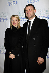 Nov. 25, 2013 - New York City, NY, USA - Liev Schreiber and Naomi Watts arriving at the Children At Heart gala dinner and celebrity fantasy auction at Pier Sixty on November 25, 2013 in New York City  (Credit Image: å© Nancy Rivera/Ace Pictures/ZUMAPRESS.com)