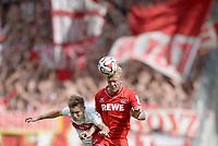 Fotball<br /> Tyskland<br /> 30.08.2014<br /> Foto: Witters/Digitalsport<br /> NORWAY ONLY<br /> <br /> v.l. Florian Klein (Stuttgart), Kevin Vogt<br /> <br /> Fussball Bundesliga, VfB Stuttgart - 1. FC Köln 0:2