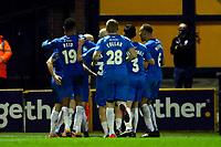 Jack Stretton. Stockport County FC 2-1 Barnet FC. Vanarama National League. Edgeley Park. 16.3.21
