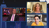 """September 30, 2021 - USA: Bravo's """"Watch What Happens Live with Andy Cohen"""" - Episode: 18157"""