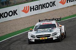 October 13, 2017 - Germany - Motorsports: DTM race Nuerburgring, Saison 2017 - 9. Event Hockenheimring, GER, # 3 Paul di Resta (GBR, HWA AG, Mercedes-AMG C63 DTM) (Credit Image: © Hoch Zwei via ZUMA Wire)