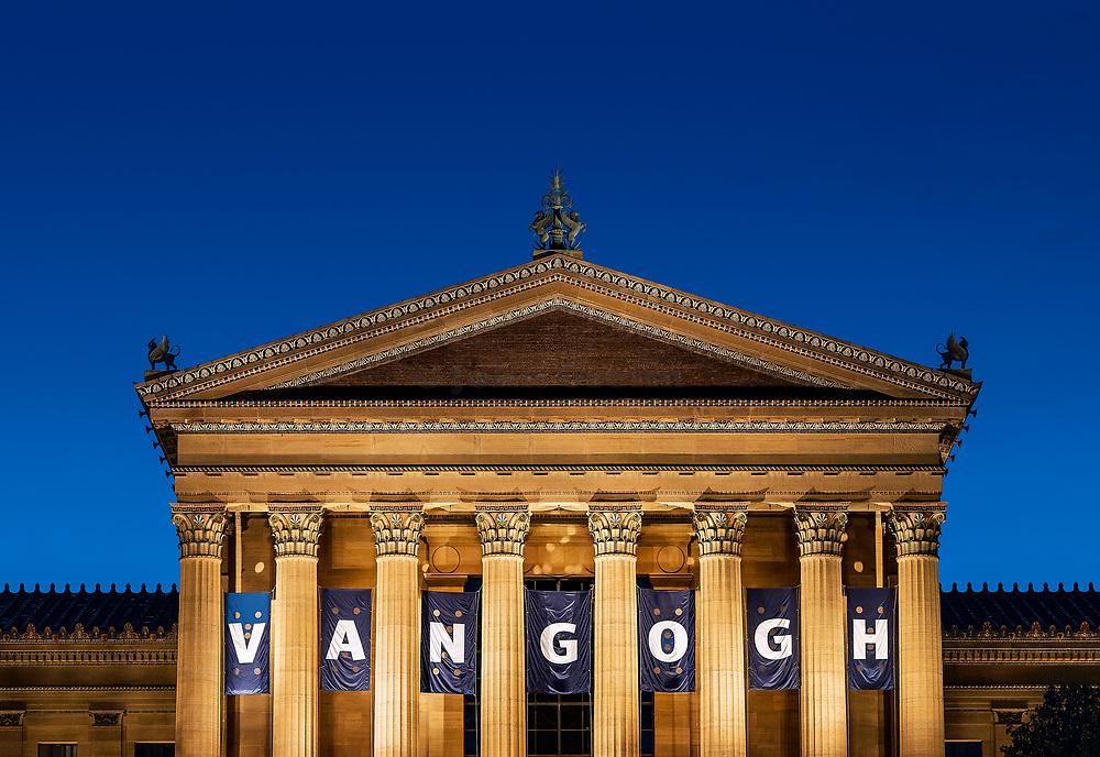 Philadelphia Museum of Art, Pennsylvania, USA