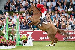 Philippaerts, Olivier (BEL) Ikker<br /> Aachen - CHIO 2017<br /> © www.sportfotos-lafrentz.de/Stefan Lafrentz
