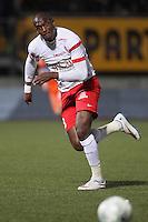 Joel Andre SAMI  - 06.03.2015 - Nancy / Laval - 27eme journee de Ligue 2 <br />Photo : Fred Marvaux / Icon Sport
