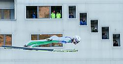31.12.2016, Olympiaschanze, Garmisch Partenkirchen, GER, FIS Weltcup Ski Sprung, Vierschanzentournee, Garmisch Partenkirchen, Qualifikation, im Bild Andreas Stjernen (NOR) // Andreas Stjernen of Norway during his Qualification Jump for the Four Hills Tournament of FIS Ski Jumping World Cup at the Olympiaschanze in Garmisch Partenkirchen, Germany on 2016/12/31. EXPA Pictures © 2016, PhotoCredit: EXPA/ Jakob Gruber