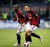 "Marek Jankulovski (Milan)<br /> Italian ""Serie A"" 2006-2007<br /> 10 Dic  2006 (Match Day 15 )<br /> Milan-Torino 0-0<br /> ""Giuseppe Meazza"" Stadium-Milano-Italy<br /> Photographer:Jennifer Lorenzini Inside"