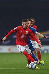Owen Dale of Crewe Alexandra on the ball - Mandatory by-line: Arron Gent/JMP - 31/10/2020 - FOOTBALL - Portman Road - Ipswich, England - Ipswich Town v Crewe Alexandra - Sky Bet League One