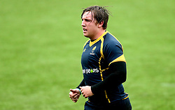 Cameron Harrison (St John's College of Worcester Warriors U18 - Mandatory by-line: Robbie Stephenson/JMP - 29/01/2017 - RUGBY - Sixways Stadium - Worcester, England - Worcester Warriors U18 v Sale Sharks U18 - Premiership Rugby U18 Academy League