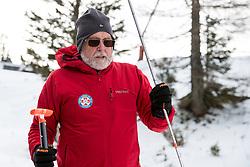 Presentation of Mountain Union of Slovenia for safety walking in mountains in winter time on December 11, 2018 in Krvavec, Cerklje na Gorenjskem, Slovenia. Photo by Matic Klansek Velej / Sportida