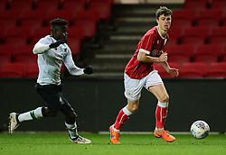 - Mandatory by-line: Alex James/JMP - 13/02/2018 - FOOTBALL - Ashton Gate Stadium - Bristol, England - Bristol City U23 v Liverpool U23 - Premier League Cup