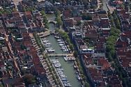 Luchtfoto Noorderhaven Harlingen