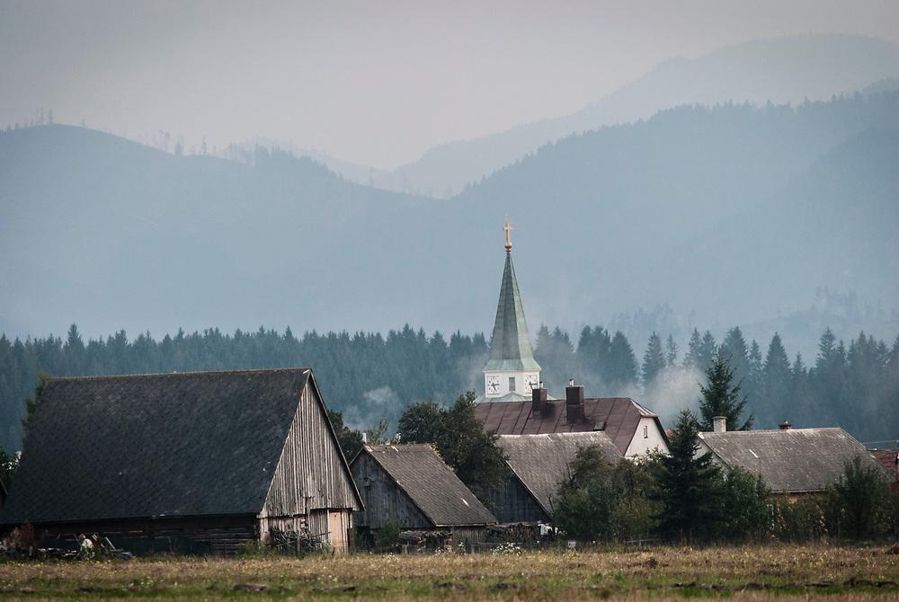 Jalovec. Slovakia
