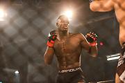 "MMA: GMC, Hamburg, 12.10.2019<br /> Ben ""Ben Fresh"" Adwubi - Kamran Aminzade<br /> © Torsten Helmke"