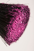 Belo Horizonte_MG, Brasil.<br /> <br /> Detalhe de um pincel com blush.<br /> <br /> A brush with blush detail.<br /> <br /> Foto: RAFAEL MOTTA / NITRO