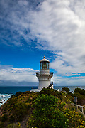 Sugarloaf Point Lighthouse, Seal Rocks, New South Wales, Australia