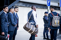 July 2, 2018 - Na - Lisbon, 07/01/2018 - Arrival of the players of the National Team this afternoon to the Lisbon Airport after having been eliminated by Uruguay in the World-wide one of Russia 2018. Gonçalo Guedes; Ricardo Quaresma; William Carvalho; Rui Patricio  (Credit Image: © Atlantico Press via ZUMA Wire)
