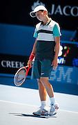 Tennis 2014 - Australian Open - Jr Boys Final - Koslov v Zverev