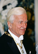 German President, Richard von Weizsaecker in 1992 in Berlin, Germany