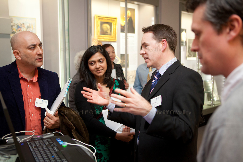 The University of Nottinghams Talent Roadshow at the Royal College of Surgeons...London 22 March 2012