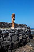 Ke'eku Heiau, Kahaluu Bay,  Kailua-Kona, Island of Hawaii