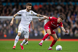 Jamie Paterson of Bristol City is fouled by Mateusz Klich of Leeds United - Mandatory by-line: Daniel Chesterton/JMP - 15/02/2020 - FOOTBALL - Elland Road - Leeds, England - Leeds United v Bristol City - Sky Bet Championship