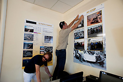 "18 August 2012.Photoreportage Nardò Techical Center Porsche Engineering ..NEWS ABOUT.Stuttgart/Nardò. In May 2012, the Porsche Engineering Group will be taking over responsibility for the Nardò Technical Center automotive proving ground in Apulia in southern Italy from Prototipo SpA. With more than 80 years experience in engineering services, the hundred per cent subsidiary of Dr. Ing. h.c. F. Porsche AG, Stuttgart, will be further optimising the test facilities and making them available to its clients for testing and trials purposes. Covering an area of more than 700 hectares, the test ground in the Province of Lecce comprises a 6.2 kilometre long handling circuit, a 12.5 kilometre long oval circuit and facilities for simulating different road surfaces and changeable weather conditions..""The Nardò proving ground with its high-speed and vehicle handling circuit ideally complements our facilities in Weissach. With the systematic development of the company in Nardò as part of Strategy 2018, Porsche is proving to be a reliable employer and business partner in Apulia as well,"" said Matthias Müller, President and CEO of Porsche AG..""With its rich array of facilities, from dynamic surfaces to acoustic and off-road sections coupled with the numerous workshops, our clients can continue to make extensive use of Nardò for their vehicle trials in the future as well,"" said Malte Radmann, CEO of Porsche Engineering. Thanks to the mild climate, the Nardò proving ground can be used throughout the year in three shifts around the clock, seven days a week..Together with the Porsche Development Centre in Weissach near Stuttgart, the Porsche Engineering Group has been offering Porsche's extensive development expertise as a service to its clients from the automotive industry and other sectors worldwide, from renting test rigs to developing complete vehicles.."