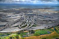 San Francisco International Airport (Aerial)