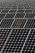 Solar panel patterns.