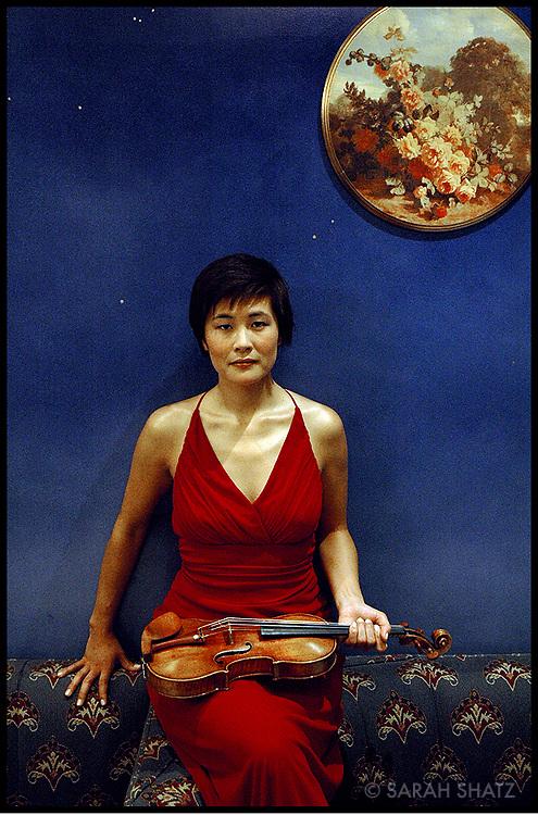 Jennifer Koh, violinist