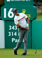 Golf - 2019 Senior Open Championship at Royal Lytham & St Annes - First Round <br /> <br /> Jerry Kelly (USA) drives off the 16th tee.<br /> <br /> COLORSPORT/ALAN MARTIN